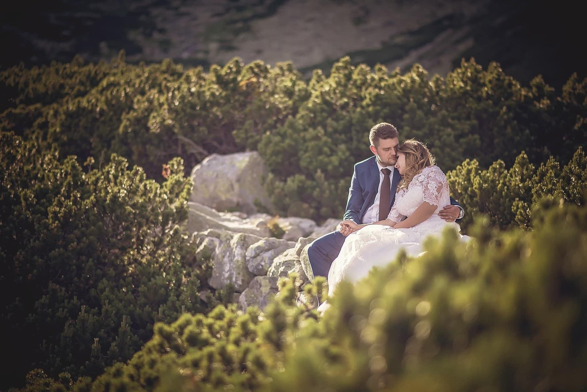 svadobné fotografie a svadobné príbehy
